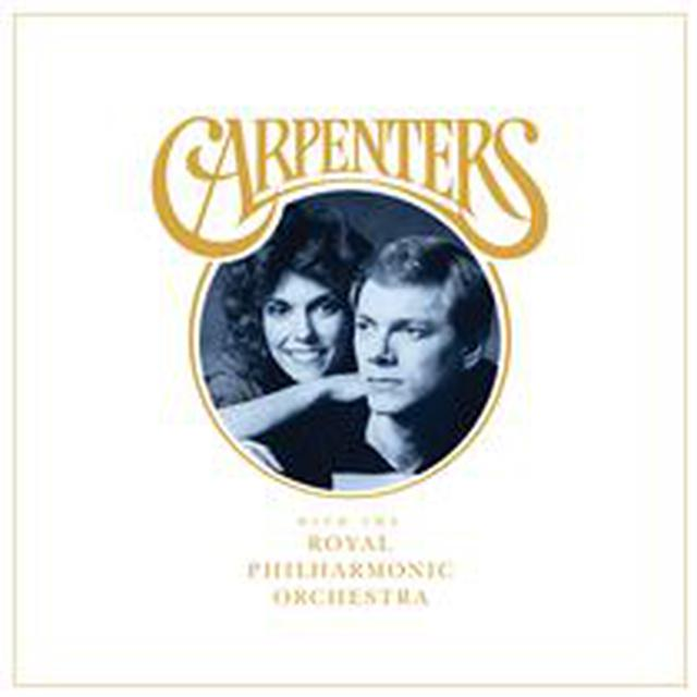 画像: Carpenters With The Royal Philharmonic Orchestra - ハイレゾ音源配信サイト【e-onkyo music】