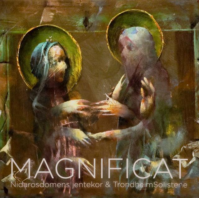 画像: トロンハイム・ソロイスツ、ニーダロス大聖堂少女合唱団 「MAGNIFICAT:Ⅰ 」 アルバム『MAGNIFICAT』より