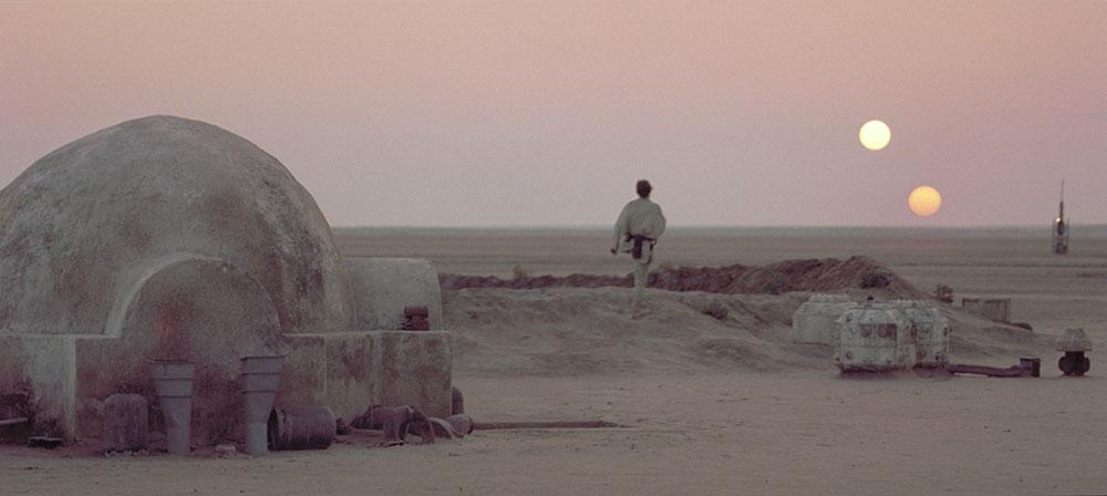 画像: 『スター・ウォーズ エピソード4/新たなる希望』より © 2020 & TM Lucasfilm Ltd.