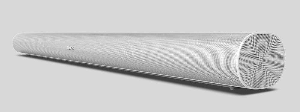 画像1: SONOSからドルビーアトモス対応サウンドバー「Sonos Arc」が登場。臨場感のある映画サウンドをリビングルームにもたらす