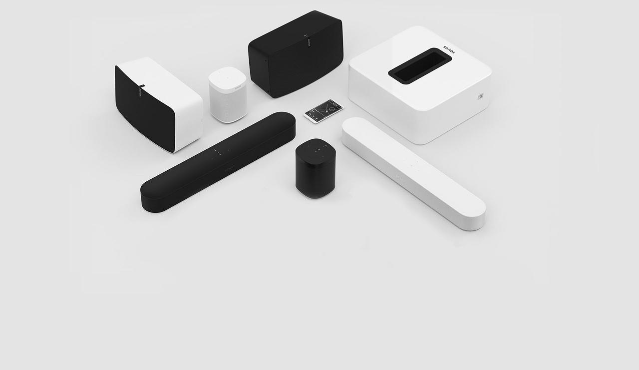画像: Sonos (ソノス)   公式ホームページ