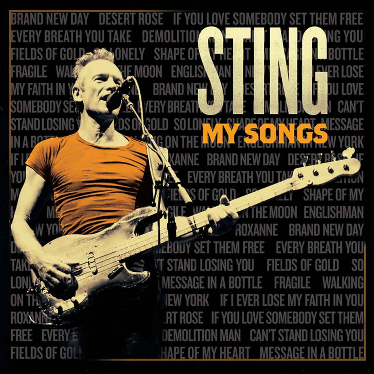画像: My Songs[Deluxe]/Sting