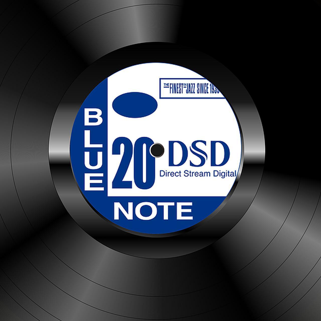 画像: DSDで聴くBLUE NOTE/ヴァリアス・アーティスト