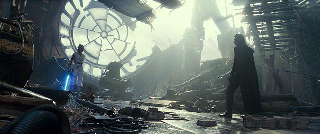 画像: 『スター・ウォーズ/スカイウォーカーの夜明け』より