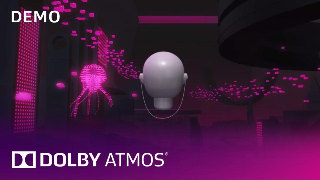 画像: Dolby Presents: The World Of Sound   Demo   Dolby Atmos   Dolby www.youtube.com