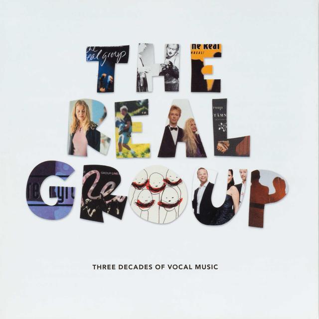 画像: ザ・リアル・グループ 「SOMMARPSALM」 、「Vår Tenor」 アルバム『Three Decades of Vocal Music』より