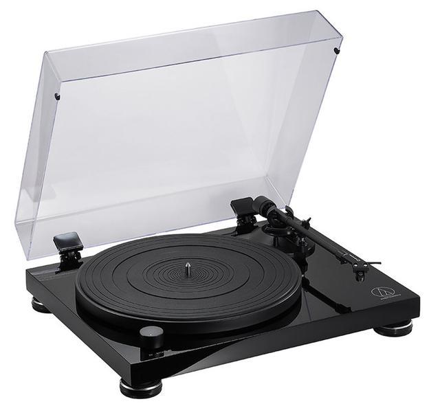 画像: アナログレコードを高音質で楽しみたいユーザーに向けて、オーディオテクニカがベルトドライブターンテーブル「AT-LPW50PB」を5月15日に発売