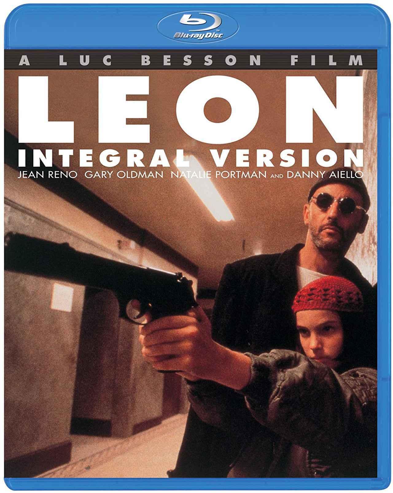 画像: 『レオン完全版[Blu-ray]』¥2,980(税込)