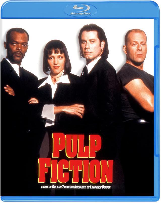 画像: 『パルプ・フィクション(初回生産限定スペシャル・パッケージ) [Blu-ray]』