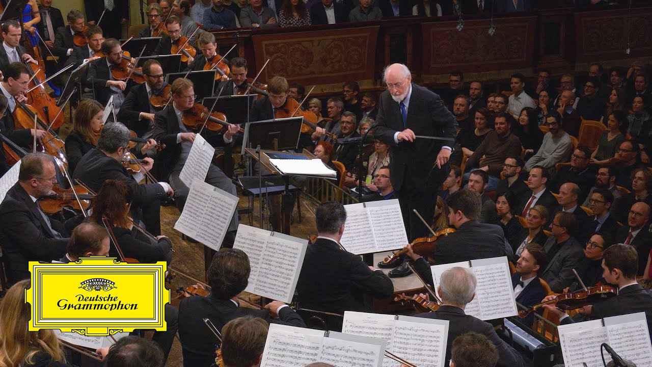 """画像: John Williams & Vienna Philharmonic – Williams: Imperial March (from """"Star Wars"""") www.youtube.com"""