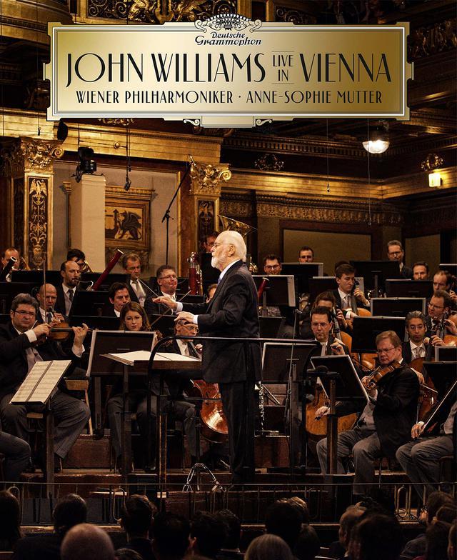 画像: ドルビーアトモス・コンサート『ジョン・ウィリアムズ - ライヴ・イン・ウィーン』【海外盤Blu-ray発売情報】