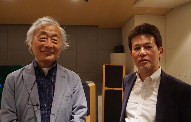 画像: 右は日本放送協会 編成局 編成センター(4K・8K普及推進) 専任部長 清藤 寧(せいとう やすし)さん。今回も映像配信高度化機構のメンバーとして取材に対応いただいた