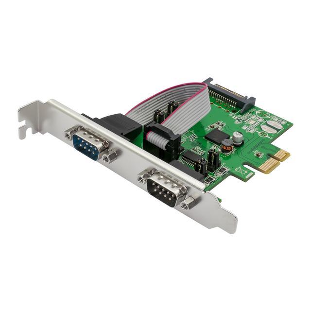 画像: PCI-Express2.0接続 RS232×2ポート インターフェースカード OWL-PCEX2RS232X2 | 株式会社オウルテック