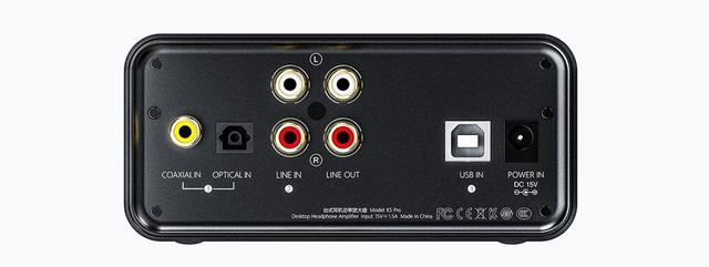 画像: FiiO、「AK4493」DACチップ搭載のヘッドホンアンプ「K5 PRO」を5月19日に発売。DSD512のネイティブ再生に対応