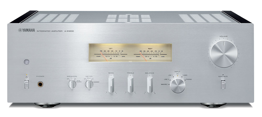 画像3: ヤマハから、HiFiプリメインアンプ「A-S3200」「A-S2200」「A-S1200」がリリースされた。独自技術を磨き上げ、さらなる音楽表現と、一体型ならではの魅力を追求