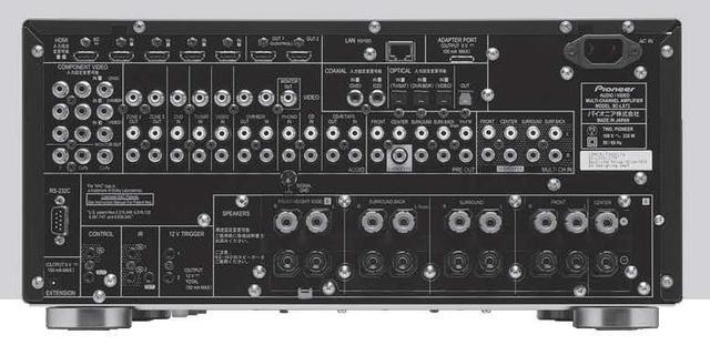 画像: 【HiVi名作選】AVセンター パイオニア「SC-LX73」(HiVi2010年12月号)