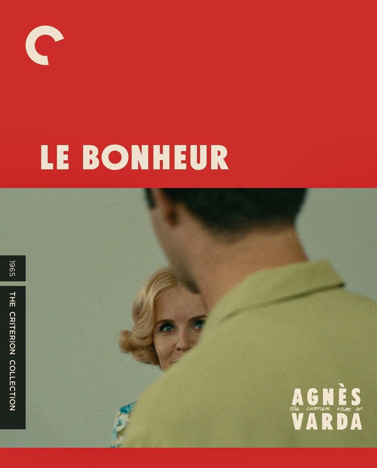 画像: LE BONHEUR (1965) LES CRÉATURES 幸福(しあわせ)