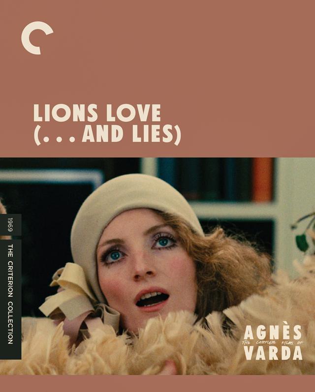 画像: LIONS LOVE (... AND LIES) (1969) ライオンの愛
