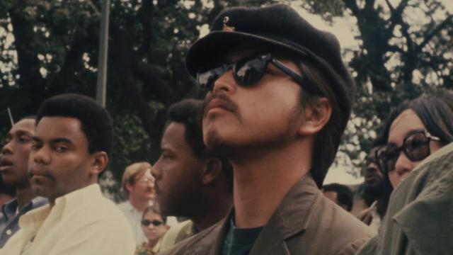 画像: Black Panthers, Agnes Varda, 1968 www.youtube.com