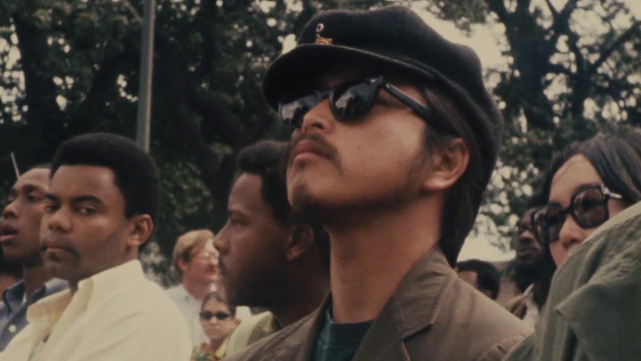 画像: Black Panthers, Agnes Varda, 1968 www.youtube.com