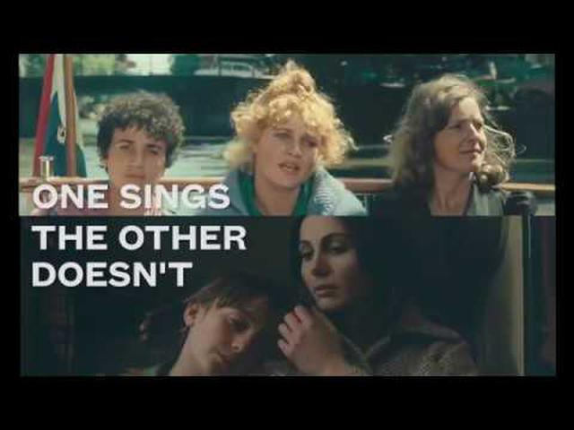 画像: ONE SINGS, THE OTHER DOESN'T (Trailer) | AFS www.youtube.com