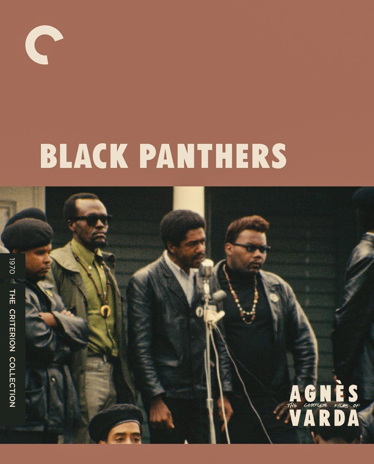 画像: BLACK PANTHERS (1969) ブラック・パンサー