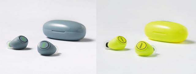 画像1: ネインのヒアラブルイヤホンに、高音質モデル「Zeeny Lights HD」が追加。カラーバリエーションはメール読み上げ機能も継承