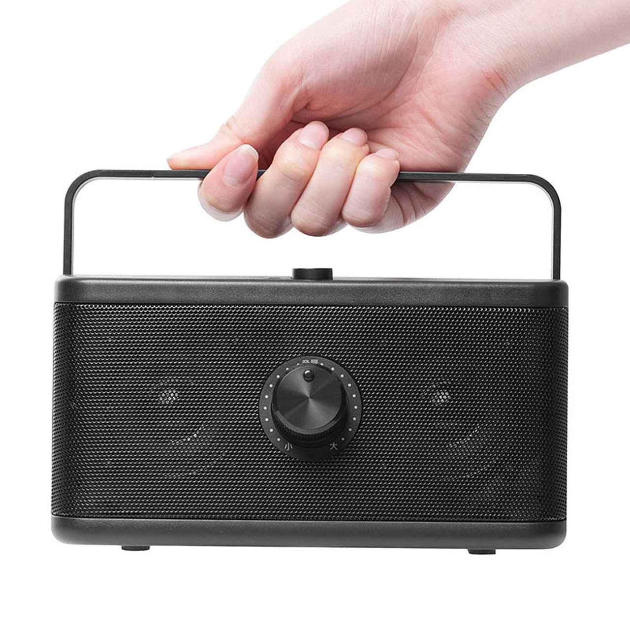 画像2: サンワサプライ、テレビの音を手元で聴けるテレビ用スピーカー「400-SP087」を発売。乾電池、USB給電の2ウェイ式で、持ち運びも簡単