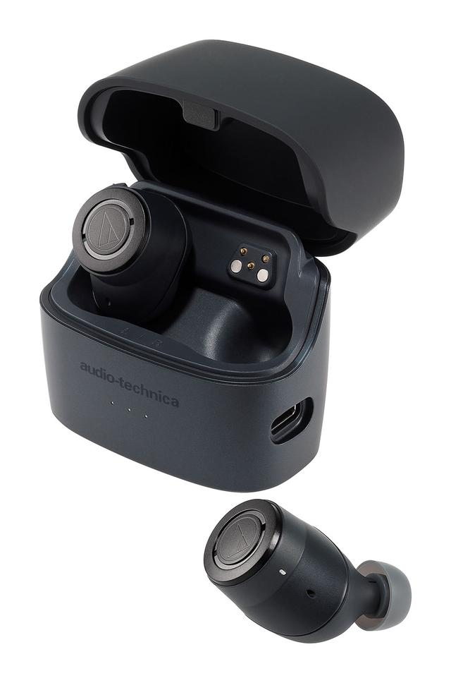 画像1: ノイズキャンセリング機能搭載の完全ワイヤレスイヤホン「ATH-ANC300TW」。CES2020で話題となったモデルが5月29日に発売