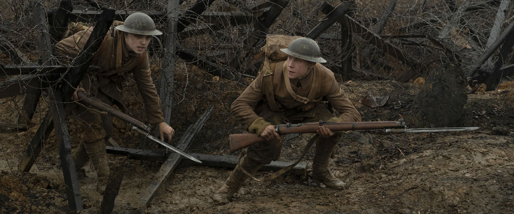 画像: 戦場に密着する異次元の没入体験ができる映画『1917 命をかけた伝令』の4Kソフトが8月5日に発売!