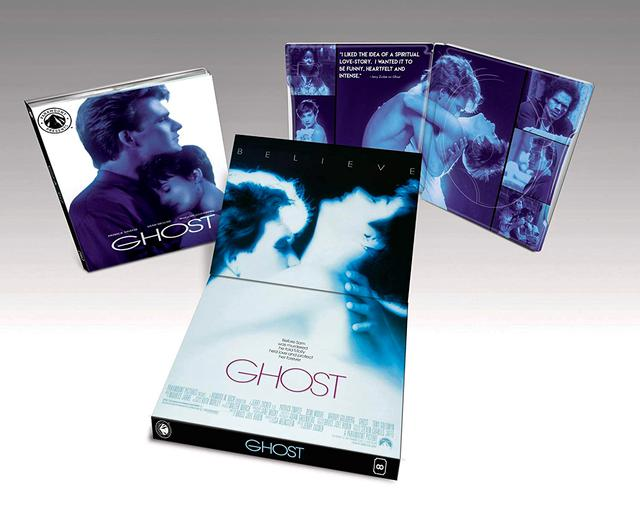 画像: GHOST - BLU-RAY/BRAND NEW 4K RESTORATION