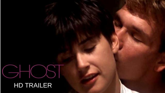 画像: GHOST (1990) Trailer #1 - Patrick Swayze - Demi Moore www.youtube.com