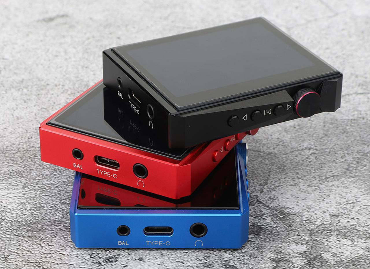 画像: 最大DSD11.2MHzや、384kHz/32ビットのリニアPCMも再生可能。HIDIZSのデジタルオーディオプレーヤー「AP80Pro」が5月22日から販売開始。市場想定価格は¥18,000前後(税別)