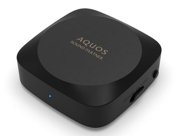 画像: Bluetoothの送信機