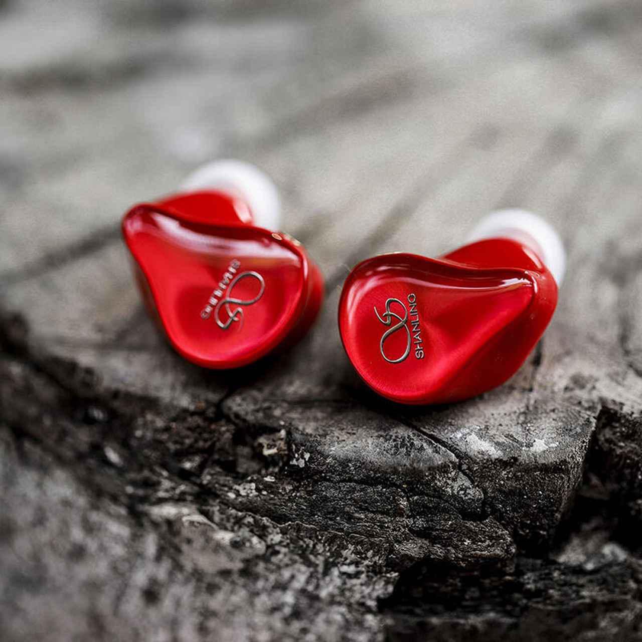 画像: SHANLING、ハイレゾ対応のカナル型イヤホン「ME200」を5月29日に発売。光沢感のあるフェイスプレートで耳元をオシャレに飾る