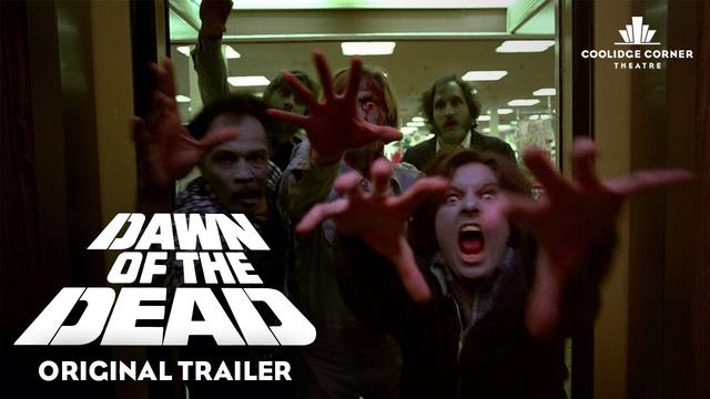画像: Dawn of the Dead (1978) | Original Trailer [HD] | Coolidge Corner Theatre youtu.be