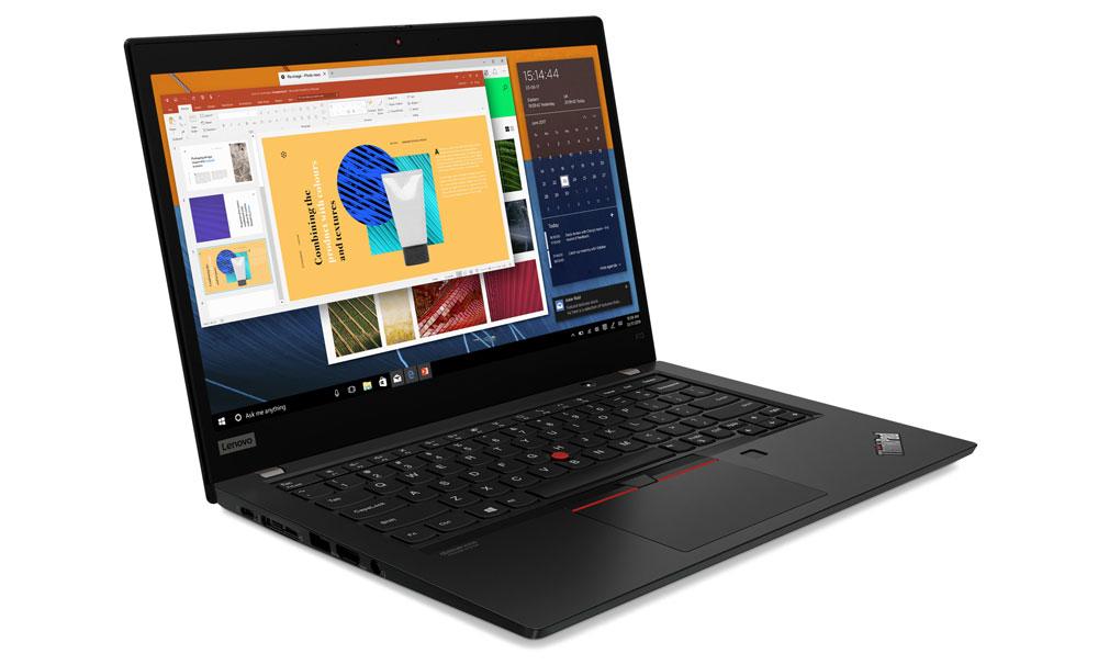 画像5: レノボ・ジャパン、テレワークを快適にするノートパソコン「ThinkPad」シリーズの2020年夏モデル16製品を発表。ワイヤレスキーボード「ThinkPadトラックポイントキーボードII」も発売