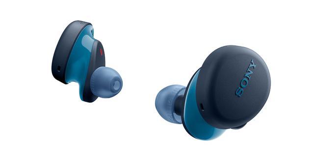 画像1: ソニー、EXTRA BASSによる重低音が楽しめる完全ワイヤレスイヤホンのコスパモデル「WF-XB700」を、6月6日に発売。他に「WI-SP510」「WF-SP800N」「WH-CH710N」もラインナップ
