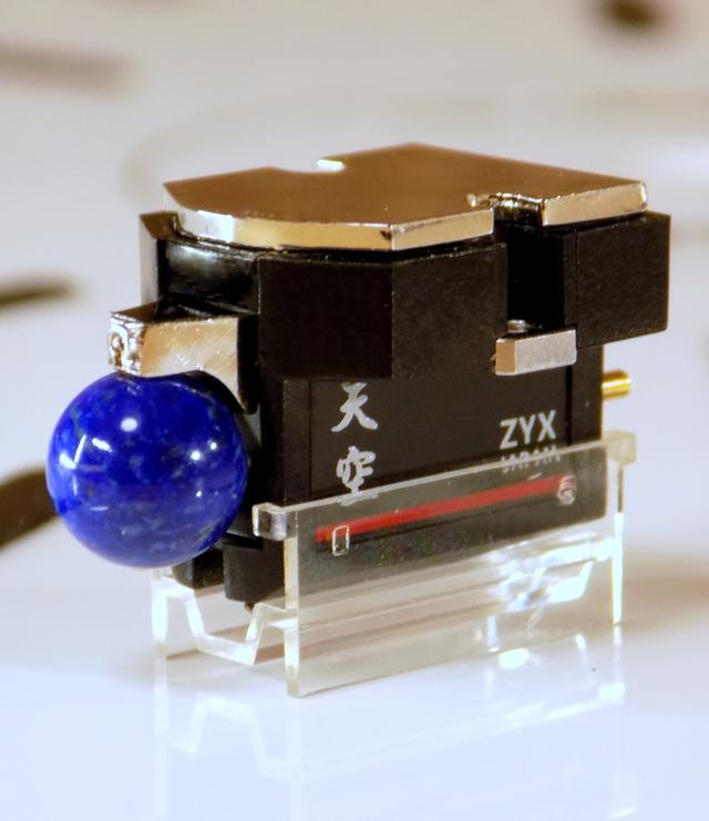 画像: ZYX Official Website - Real Sound Stereo MC Phono Cartridge