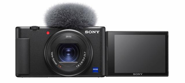 画像: ソニー、Vlog市場へ向けた新カテゴリーカメラ「VLOGCAM ZV-1」を6月19日に発売。商品へのピント合わせや、歩き撮り時の顔フォーカスなど、便利仕様・機能を満載