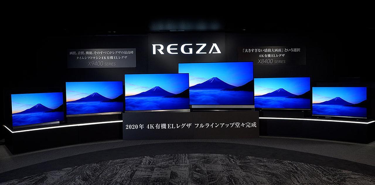 El レグザ 有機 東芝(REGZA)有機elテレビおすす12選|評価やレビューは?他ブランドと比較