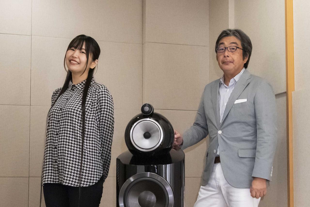 画像: 【不定期連載】小岩井ことりと山本浩司のオーディオ研究所  第1回 スピーカー・リスニングを体験してみた。(前編) - Stereo Sound ONLINE