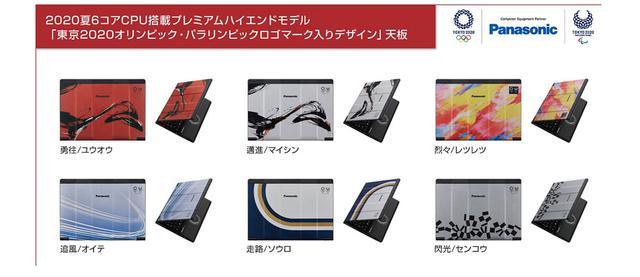 画像3: パナソニック、モバイルパソコン「レッツノート」の2020年夏モデルを発表。メインマシンにもなるハイスペックを満載。2020オリジナル天板採用の「プレミアムエディション」もラインナップ