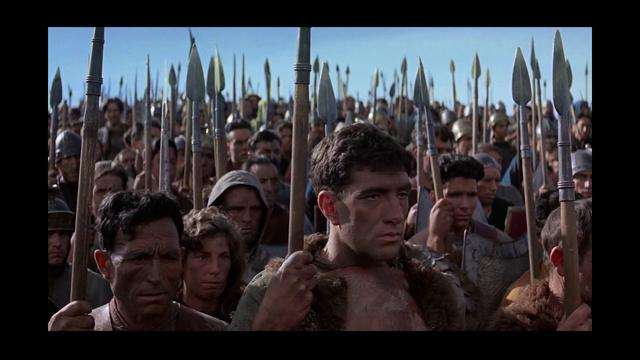 画像: Spartacus 1960 Trailer Restored HD www.youtube.com