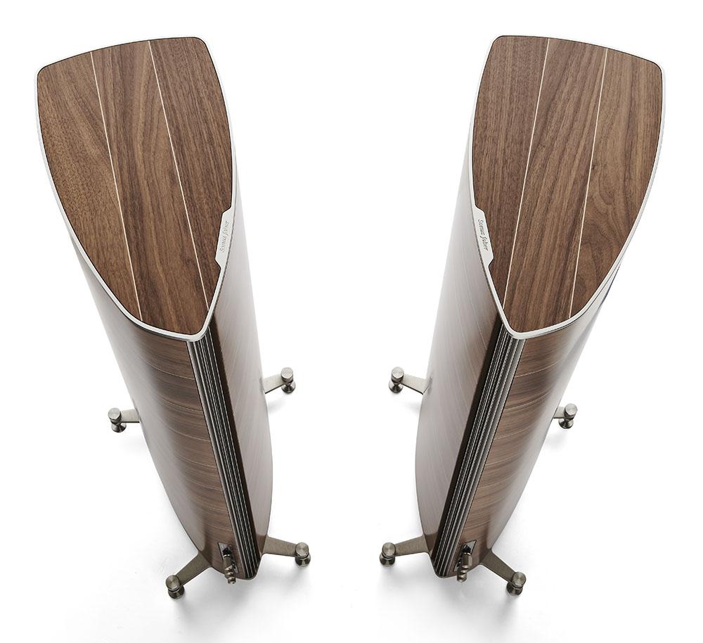 画像1: ソナス・ファベールから、「Olympica」をリ・デザインした「Olympica NOVA」シリーズが6月5日に日本発売決定。トールボーイ2モデルと、ブックシェルフ1モデルが揃う