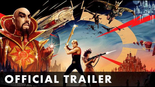 画像: FLASH GORDON - Official Trailer - Cult Classic newly restored in 4K www.youtube.com