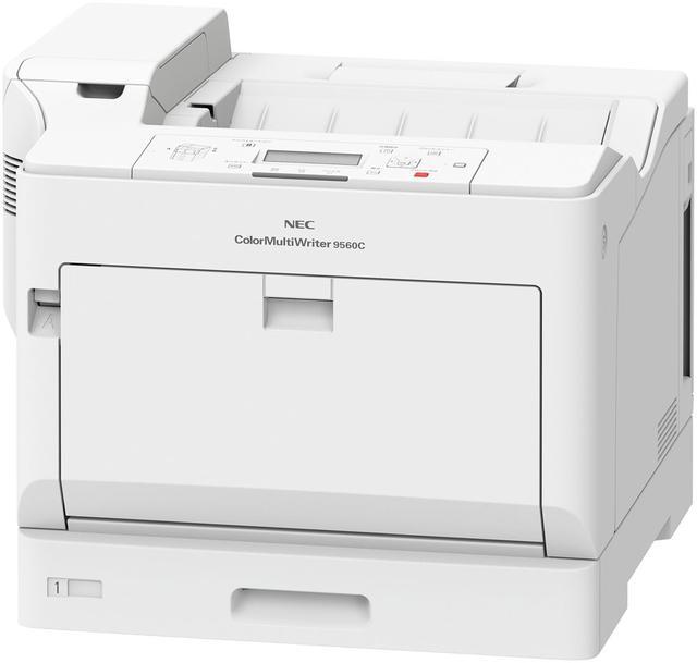 画像: 業務用ページプリンター「Color MultiWriter 9560C」