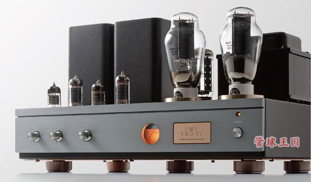 画像: 世界26ヵ国で愛用される真空管アンプブランド。音楽が沁みわたるような瑞々しい表現を目指している、エアータイト 「ATM300R」