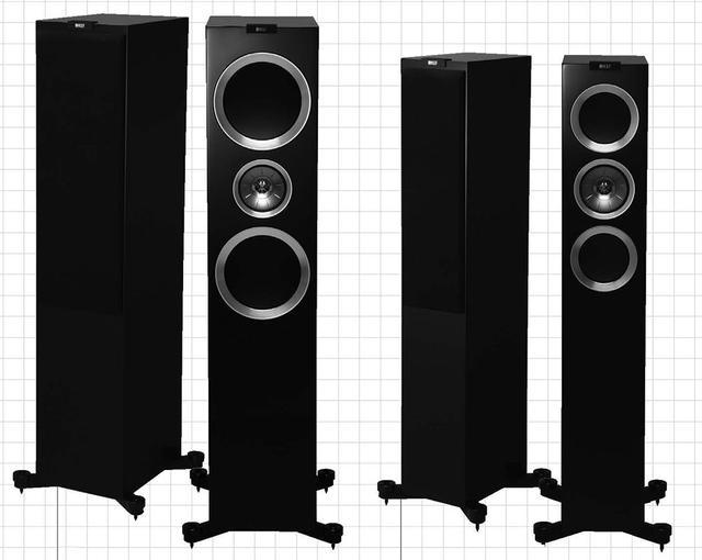 画像: 【HiVi名作選】スピーカーシステム KEF「Rシリーズ」(HiVi2012年1月号)