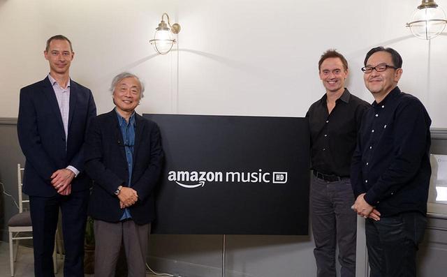 画像: これぞハイレゾ試聴の本命だ! 「Amazon Music HD」の音質にも配慮した取り組みを、来日した担当者に直撃した:麻倉怜士のいいもの研究所 レポート29 - Stereo Sound ONLINE